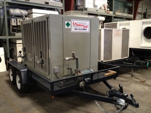 Emergency 25 - 60 Ton Medium Air Cooled Chiller