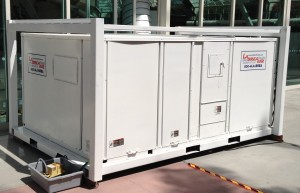 25 Ton packaged Air Conditioning Unit