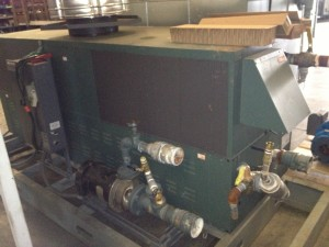 4.5 MMBTUH Large Hot Water Generator